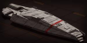 BattleStar Galactica Strikestar AGENOR