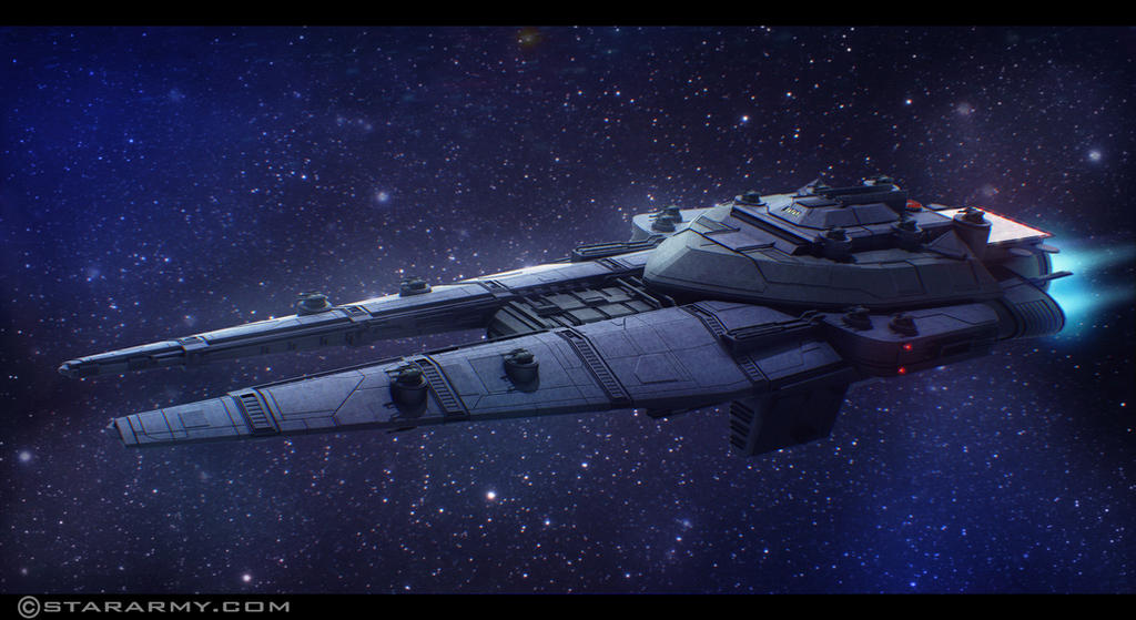 Sharie-class Battleship Commission by AdamKop