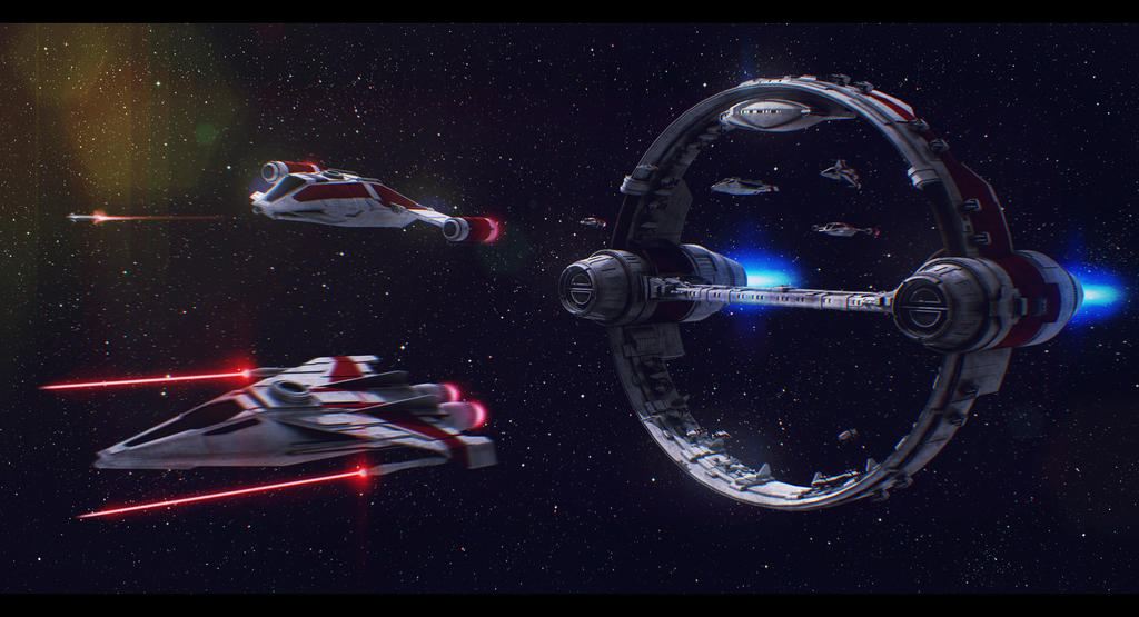 Star Wars Carrier Commission by AdamKop
