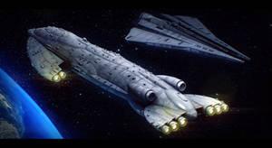 Star Wars - Mon Calamari Against The Empire