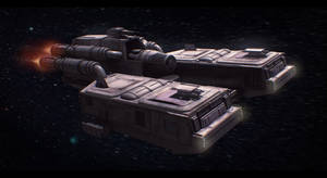 Star Wars Corellian Transport Commission