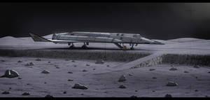 Agni V Moon Landing