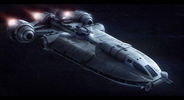 YG-4210 Light Freighter