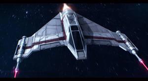 Star Wars Incom T-42 F-Wing