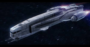 Star Wars YV-260 Light Freighter