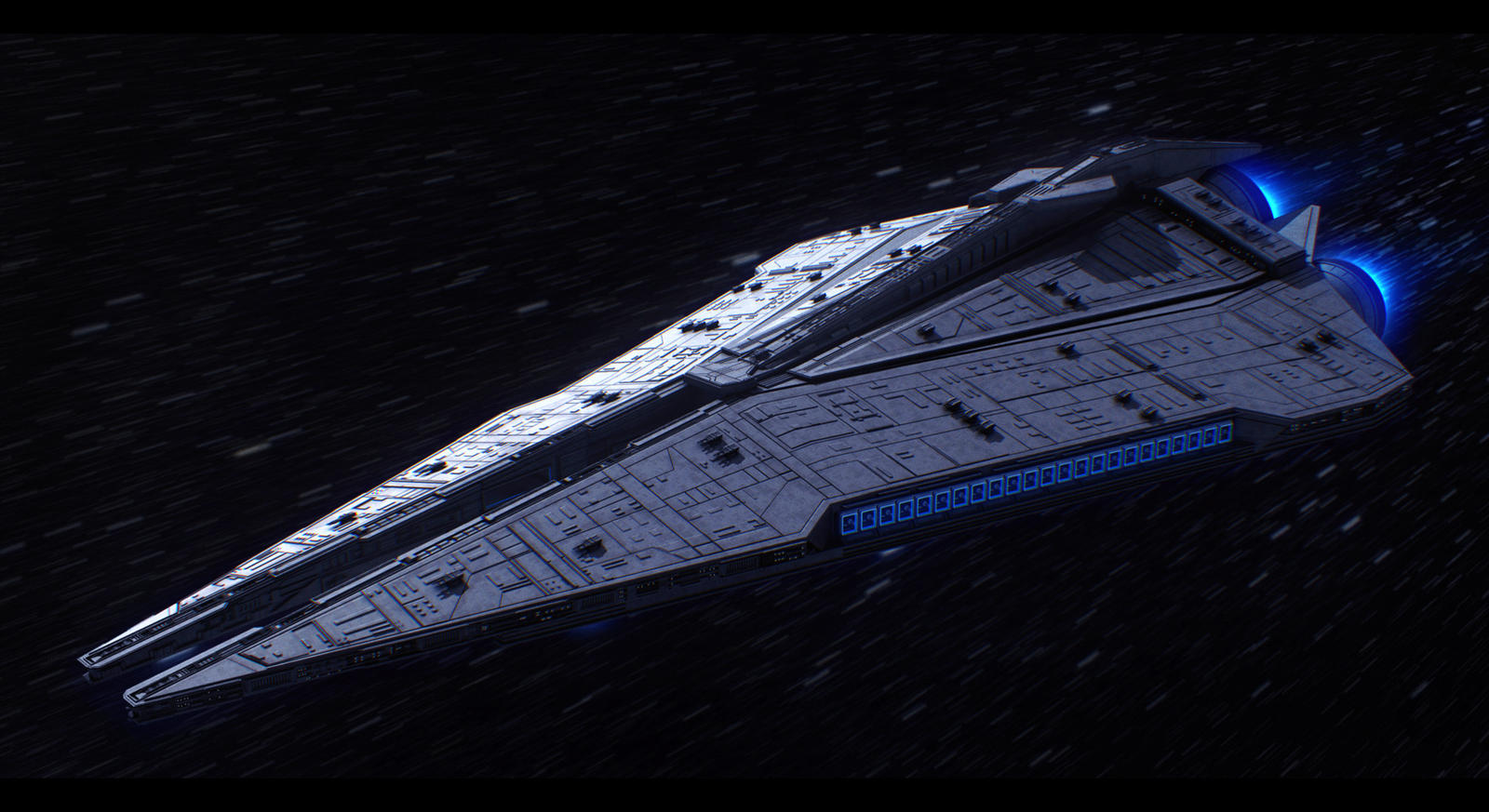 Imperial Star Destroyer By Adamkop On Deviantart