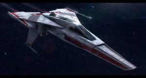 Star Wars Incom T-45