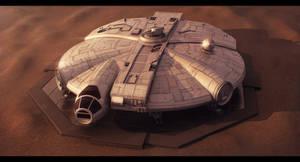 Star Wars CEC ZA-8050 'Far Horizon'