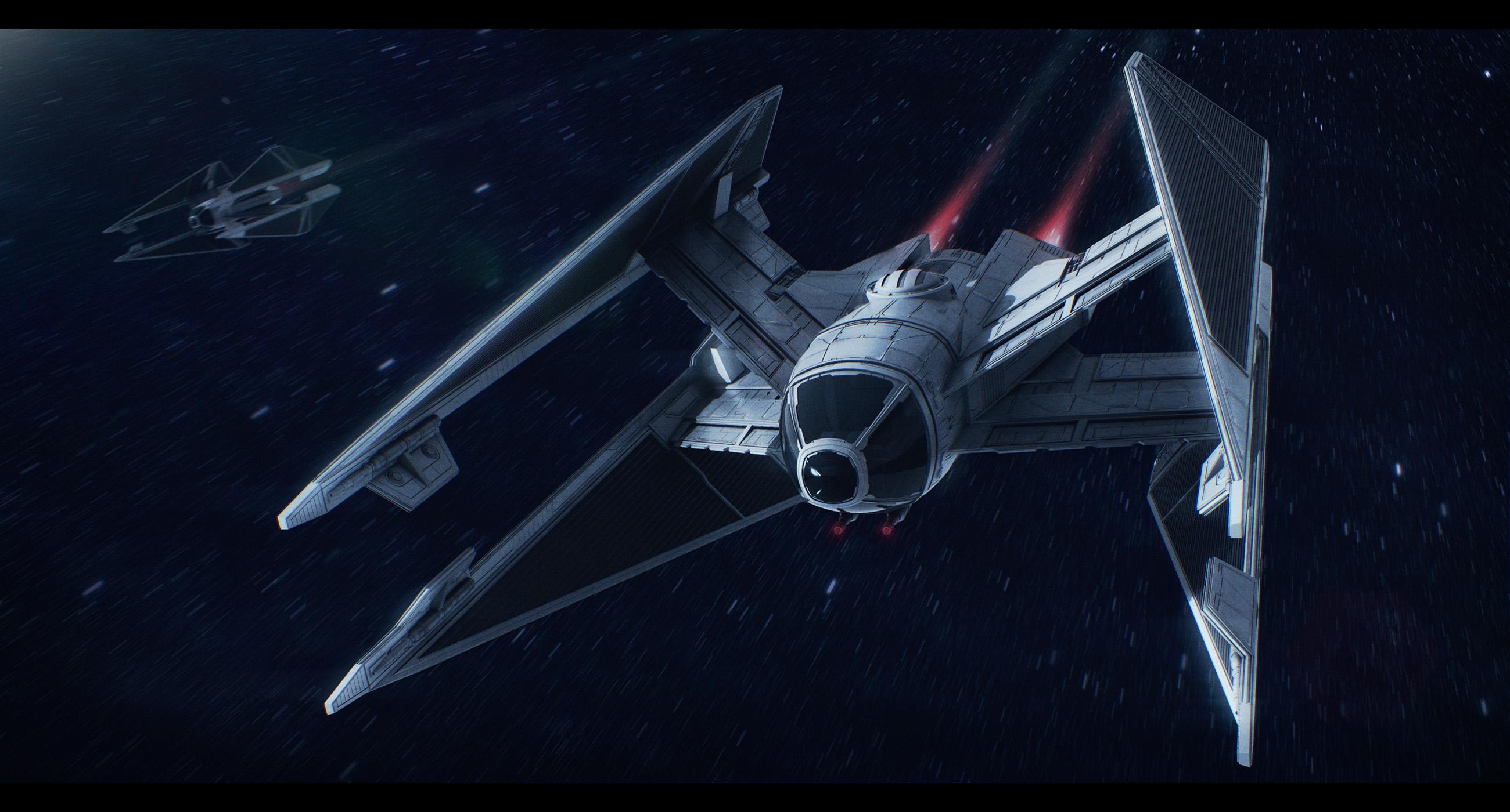 Star Wars Sienar Fleet Systems Swift TIE