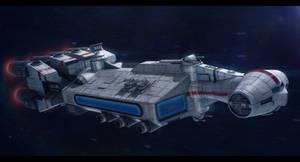 Star Wars FarStar 1.2 Commission