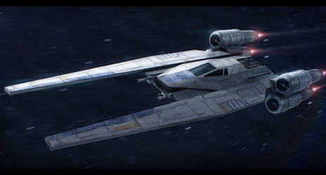 Star Wars Rogue One U-Wing