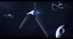 Star Wars Rogue One Director Krennic's Shuttle