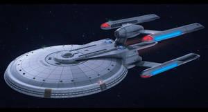 Star Trek USS Hornet
