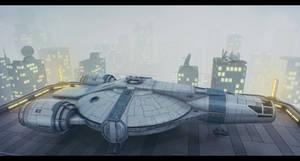 Star Wars : Horizon Evader on Corellia