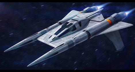 Buck Rogers - Thunderfighter remaster