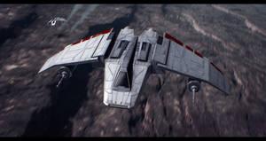 Star Wars Rogue Squadron V-Wing