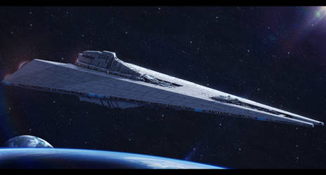 Star Wars Fondor Shipyards Dreadnought