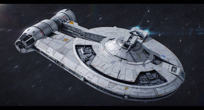 Star Wars - Outrider