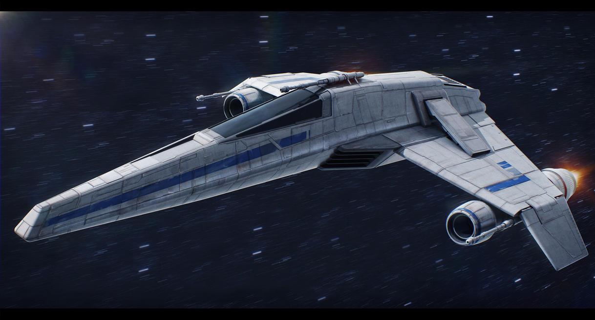 Star Wars E Wing By Adamkop On Deviantart
