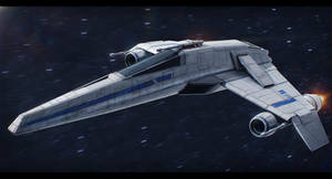 Star Wars E-Wing