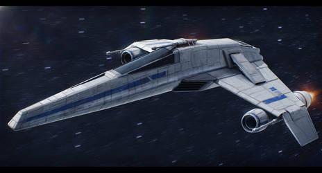 Star Wars E-Wing