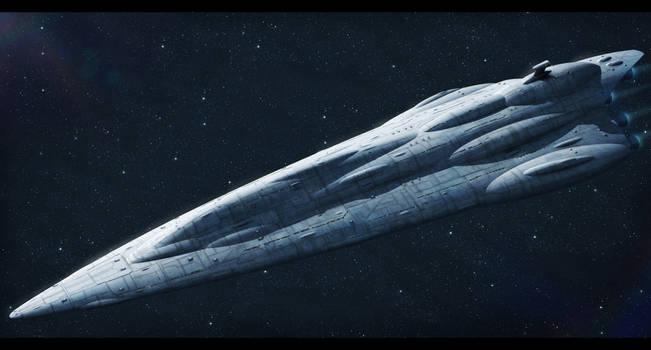 Star Wars MC85 Command Cruiser