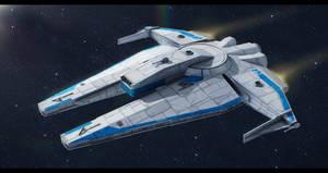 Star Wars YT custom freighter