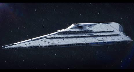 Star Wars Rothana Heavy Engineering Imperator-II by AdamKop