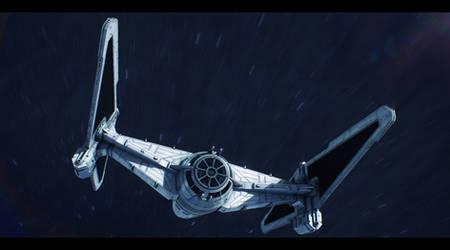 Star Wars Sienar Systems Engineering TIE/dt