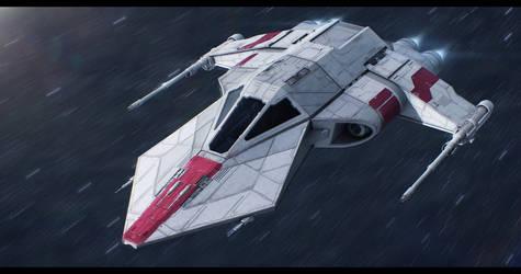 Star Wars R-41 Starchaser