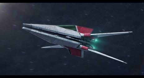 StarFox Wolfen Redesign