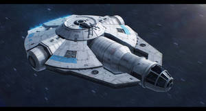 Star Wars YT-2000 Freighter