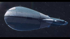 Star Wars Kiris Shipyards Corellian Dreadnaught