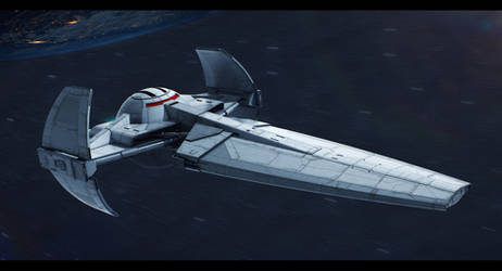 Star Wars Sith Infiltrator - Scimitar
