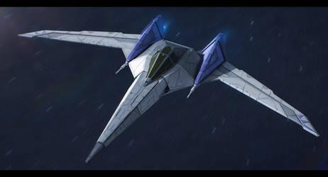Starfox Skyclaw redesign