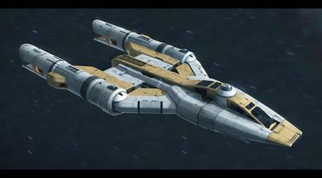 Koensayr BTL-A1 Y-Wing