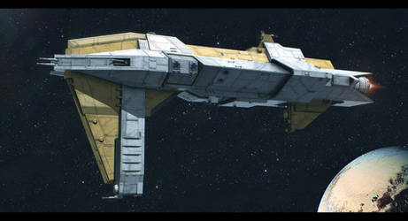 Destroyer Spaceship Commission