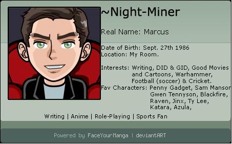 Night-Miner's Profile Picture