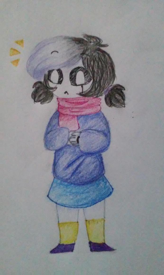 Greyster kid by theBigPanniny