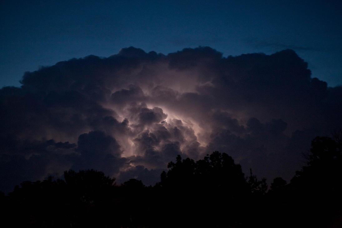Storm Thunder by VioletBreezeStock