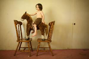 boy horse by VioletBreezeStock