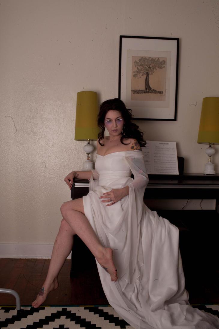 gown by VioletBreezeStock