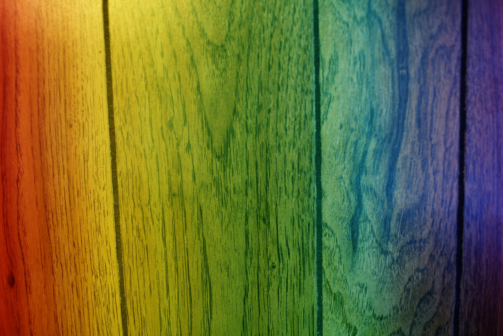 rainbow wood grain texture by VioletBreezeStock