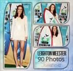 Photopack #439 ~Leighton Meester~