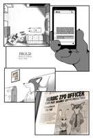Proud Comic Page 1