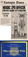 Proud Comic Additional Info by Kulkum