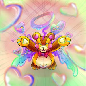 Monzaemon X: Heart attack!!