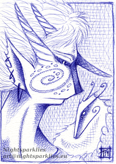 Dragonboy by Nightsparklies