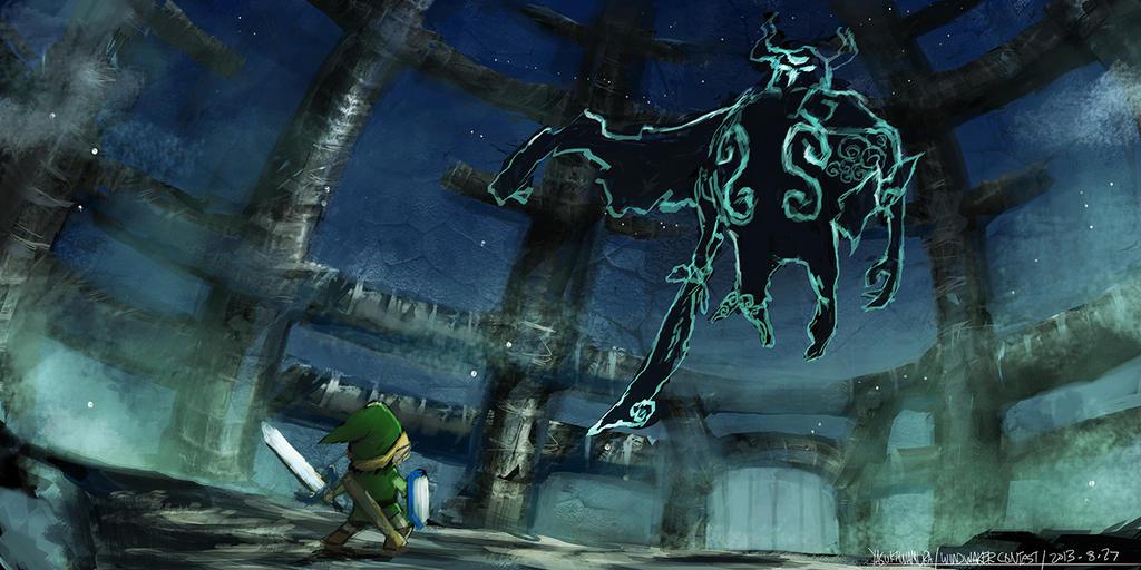 Return Phantom Ganon