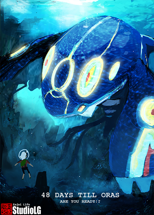 ORAS countdown by StudioLG
